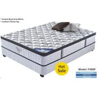 Medium grade pocket spring mattress P308P