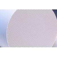 Buy cheap Exhaust Gas Purifier , Diesel honeycomb ceramic filter For Car , motorcycle product