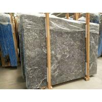 Buy cheap Decorative Grey Marble Floor Tiles Pattern Polished With White Veins product