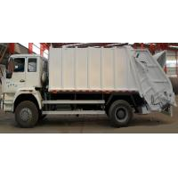 Buy cheap Professional 4×2 Garbage Collection Truck 10-12 CBM Rubbish Bin Truck product