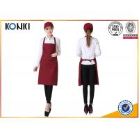 Buy cheap Portable Custom Cooking Aprons , Waitress Personalized Chef Aprons product