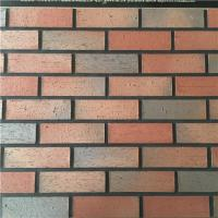 Buy cheap Building House Clay Exterior Brick Cladding Sintered / Extrusion product