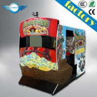 China Dead Storm Pirates Arcade Indoor Laser Shooting Simulator Game Machinie Coin Operated Game Machine on sale