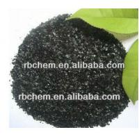Buy cheap 100% water soluble potassium humate shiny crystal product