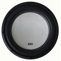 """China 12"""" High performance Car SPL Subwoofers , 3"""" dual 2 CCAW Voice Coil , RMS 1200 Watts wholesale"""
