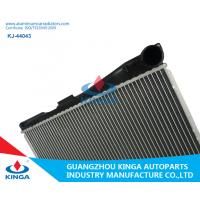 BMW Aluminium Car Radiators OEM / ODM Acceptable 1711.3.411.986/3.414.986