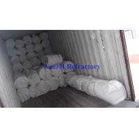Buy cheap Thermal Shock Resistance Refractory Ceramic Fiber Blanket For Fire Protection product