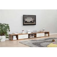 Buy cheap Modern Style Particle Board TV Stand For Living Room Furniture Decor OEM Service product