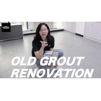 Buy cheap Cartridge Tile Grouting Video Power Saving Easy DIY Grouting Mapei Replacement product