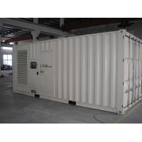 Buy cheap Water Cooled 1000KVA CUMMINS Diesel Generator Set Low Fuel Consumption Brushless product