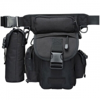 Buy cheap Waterproof Oxford Drop Leg Military Fanny Pack Thigh Belt Hip Bum Multi Functions product