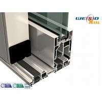 Buy cheap AA6061 T6 Aluminium Extruded Profile Powder Coated For Doors product
