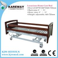Commercial Wooden Hospital Medical Beds Full Electric