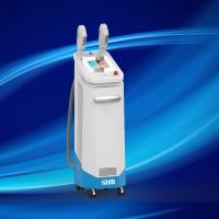 Buy cheap High quality most efective painless SHR hair removal machine from wholesalers