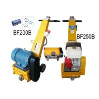 Buy cheap Electric Petrol Floor Scarifying Machine For Traffic Marking Removal product