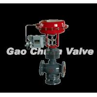 Buy cheap ZJHF three-way pneumatic valve, control valve product