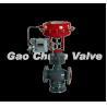 Buy cheap ZJHF three-way pneumatic valve, control valve from wholesalers