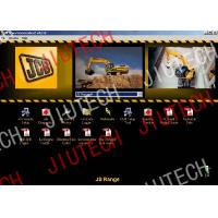 Buy cheap Auto Diagnostics Software JCB Servicemater 2 v8.1.0 With Multi Language Editing Tool product
