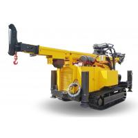 Buy cheap High Efficiency Reverse Circulation Machine 500 Meters Hydraulic Rock Drilling Equipment product