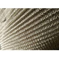 Buy cheap Monel Titanium Nickel Wire Mesh Demister Outstanding Chemical Stability product