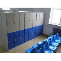 Buy cheap 2000 * 933 * 470mm Changing Room Lockers 3 Comparts 3 Column For Employee product