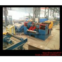 Buy cheap Heavy Duty H Beam Straightening Machine With Hydraulic Pump for Large Flange product