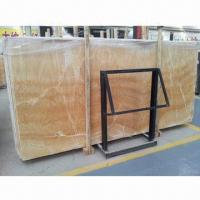 Buy cheap A Grade Nature Marble Standard Big Onyx Slab product