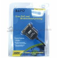 Buy cheap Plug - And - Play USB A Male To Centronic 36 Male USB IC Parallel Cable product