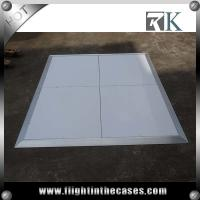 Buy cheap 2017 Used white wooden Dance Floor Portable Dance Floor for party use product