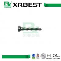 Orthopedic Implants Cortex Bone Full Thread Screws For Locking Compression Plate