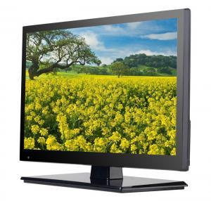 China ATSC DVB T Digital LED TV Black Smart Hotel LED Backlight TV 2 Tuner wholesale