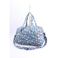 Buy cheap Bright light weigh beautiful flower printing cute luggage for girls product