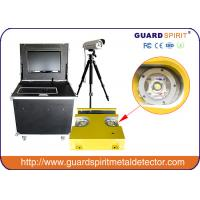Buy cheap Entrance security checking Mobile border control Under Vehicle Surveillance System CTB2008A product