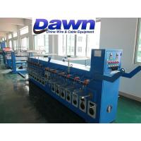 Buy cheap Ultra-fine wire high speed annealing tin machine from wholesalers