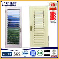 Buy cheap aluminium and glass window shutter blades product