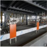 Buy cheap High Strength Exterior Wall Fiber Cement Board Making Machine Fully Automatic product