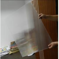 Buy cheap Super transparent PS material lenticular board 120x240cm, 2mm lenticular sheet for 3d lenticular effect by injekt print product