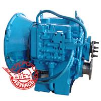 Buy cheap Fixed-shaft Multi-speed Hydraulic Advance Hydraulic Transmission Gearboxes for Construction Vehicles  WG181 product