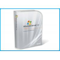 Buy cheap 1.4 GHz Processor Microsoft Windows Server 2008 R2 Standard Retail Pack 5 Clients from wholesalers