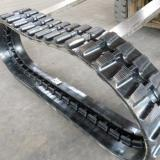 Trilha de borracha da máquina escavadora (300X109wx40) para Kobelco