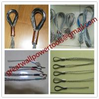 Buy cheap Snake Grips,Cable pulling sock,Pulling grip product