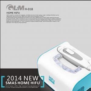Portable High Intensity Focused Ultrasound Machine , HIFU Face Care Machine