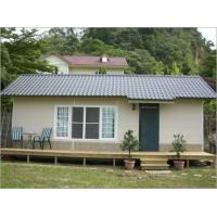 Buy cheap Superior Apartment Movable Prefab House , Small Movable Homes Sandwich Panel product