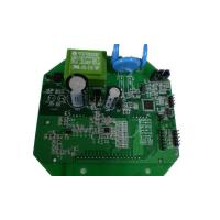 Buy cheap FR4 Electronic Board Assembly / Lead Free HASL Multilayer Pcb Fabrication product