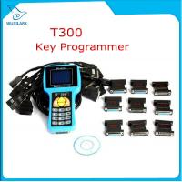 Buy cheap T300 Key Programmer Newest V16.8 T 300 T-300 OBD2 Auto Key Transponder English Spanish Optional T300 T-code Key Maker product