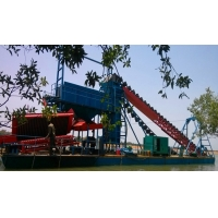 Buy cheap 3200m3 Bucket Chain Dredger product
