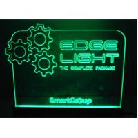 Buy cheap Exquisite Design Led Acrylic Signs With Fashion Shape product