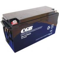 Buy cheap GEL Rechargeable Lead Acid Maintenance Free Battery 12V 150AH product