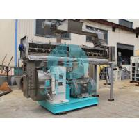 Buy cheap Cow Chicken Feed Pellet Making Machine 3 ~ 12 Ton Per Hour TUV Certification from wholesalers