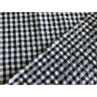 Buy cheap Nice Price 100% COTTON Seersucker  Fabric Yarn Dyed 2017 NEW ARRIVAL Fabrics For dress/shirt/clothes product